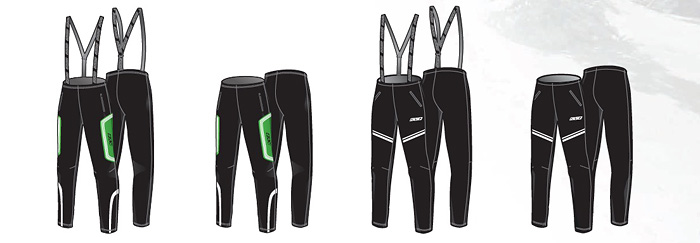 KV+ Club Pants Options